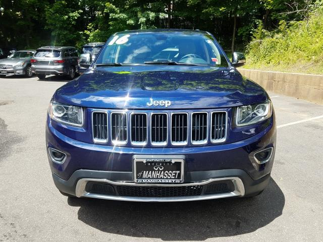2016 Jeep Grand Cherokee Limited 6