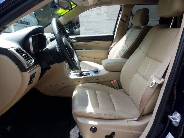2016 Jeep Grand Cherokee Limited 12