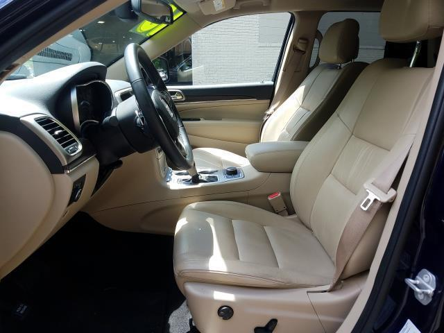 2016 Jeep Grand Cherokee Limited 10