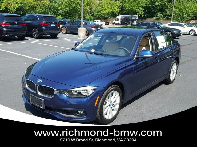 2017 BMW 3 Series 320i xDrive for sale in Richmond, VA