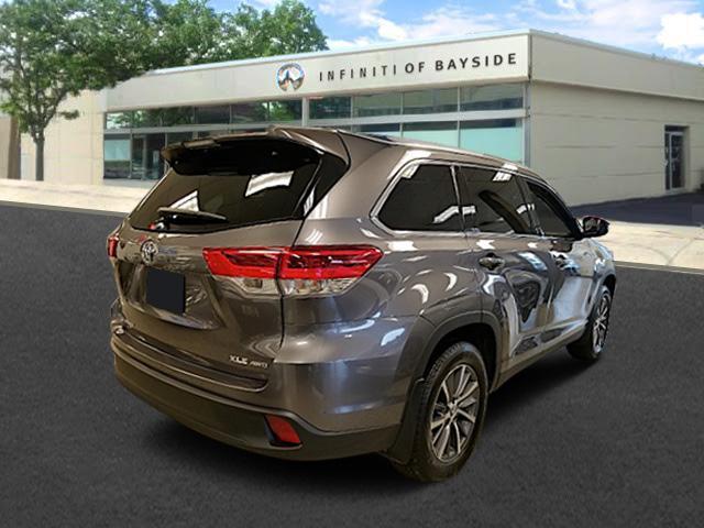 2019 Toyota Highlander XLE 0