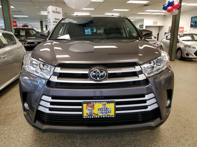2019 Toyota Highlander XLE 5