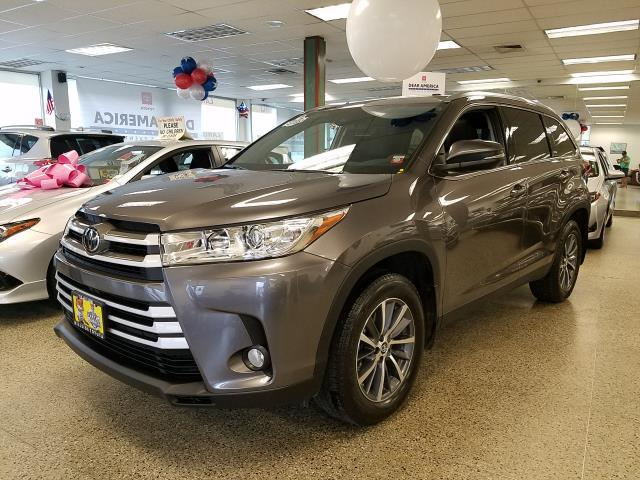 2019 Toyota Highlander XLE 4