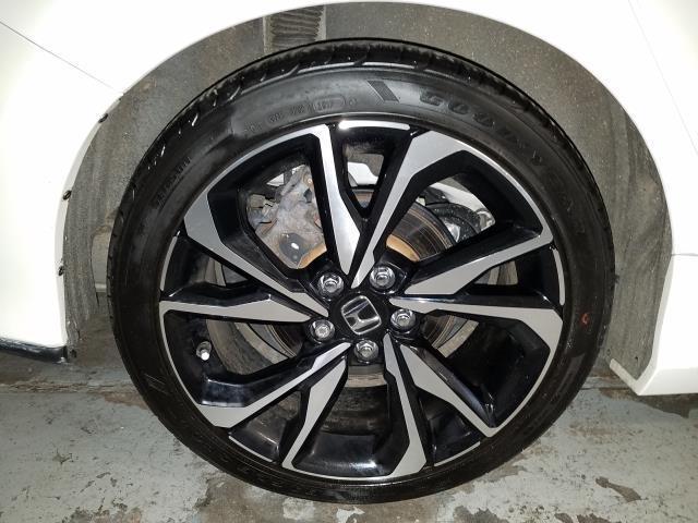 2017 Honda Civic Sedan Si 6