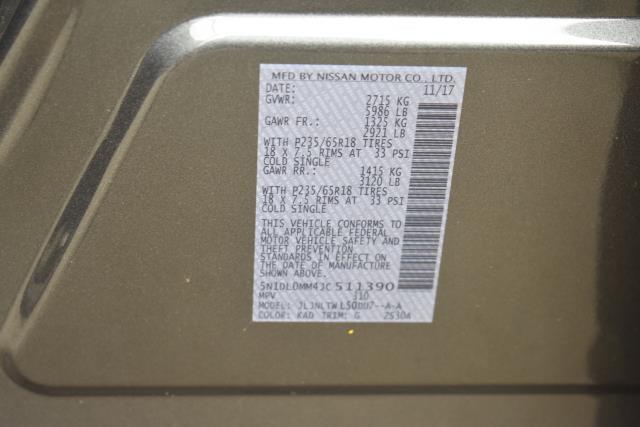 2018 INFINITI QX60 AWD 32