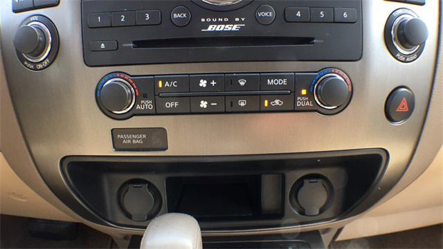 2015 Nissan Armada for sale in Tyler, TX 5N1BA0NF6FN614934