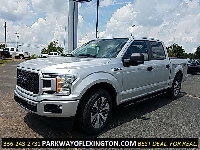 Ingot Silver Metallic 2019 Ford F-150 XL 4D SuperCrew Lexington NC