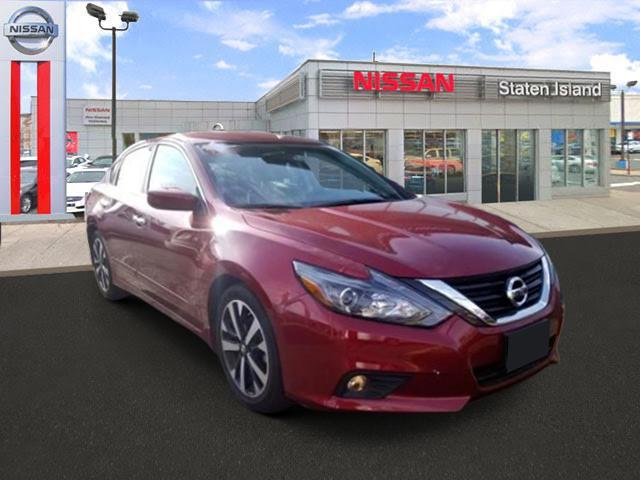 2018 Nissan Altima 2.5 SR [12]
