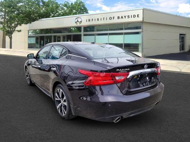 2016 Nissan Maxima 3.5 Platinum 2