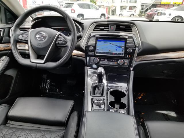 2016 Nissan Maxima 3.5 Platinum 16