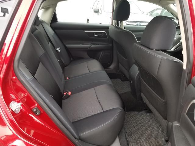 2018 Nissan Altima 2.5 SR 11