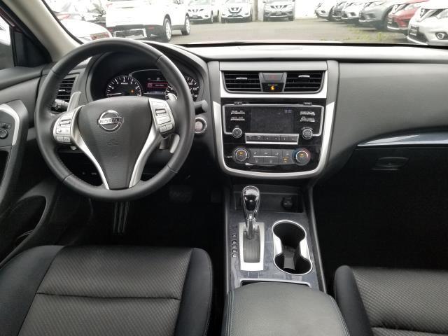 2018 Nissan Altima 2.5 SR 14