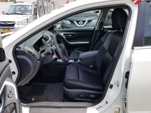 2018 Nissan Altima 2.5 SR 7