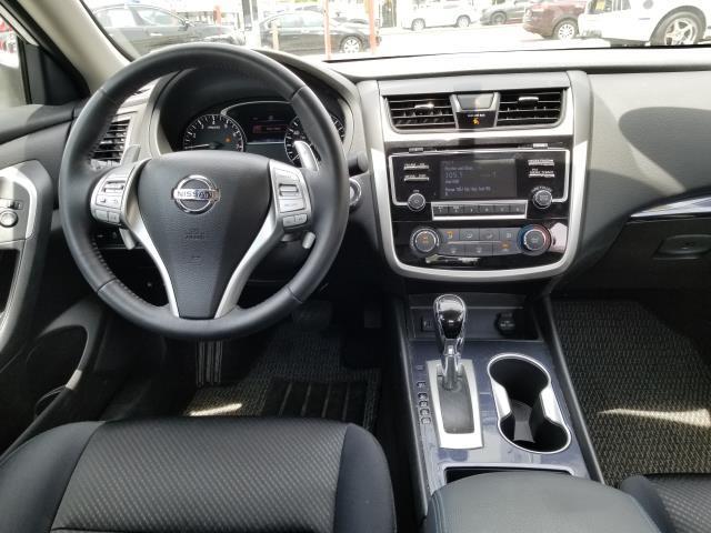 2018 Nissan Altima 2.5 SR 16