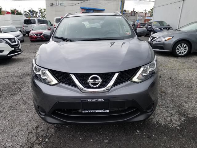 2018 Nissan Rogue Sport SV 6
