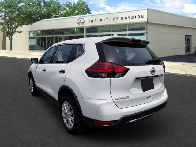 2018 Nissan Rogue S 1