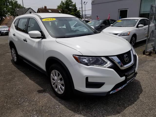 2018 Nissan Rogue S 5