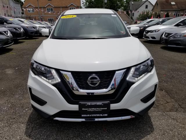 2018 Nissan Rogue S 6
