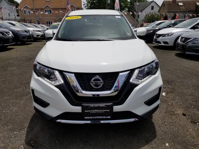 2018 Nissan Rogue S 6