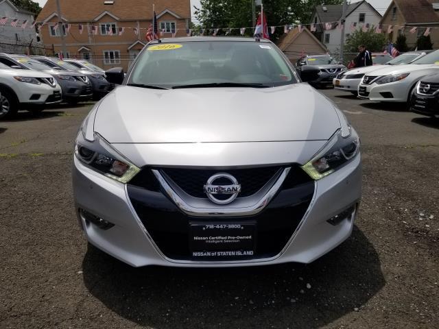 2016 Nissan Maxima 3.5 SL 6