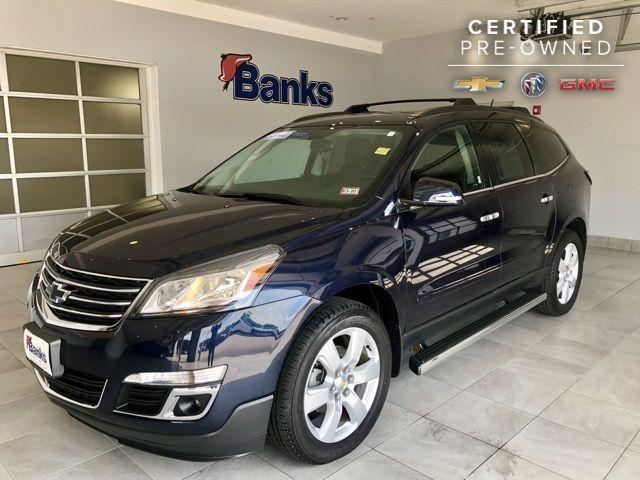 2017 Chevrolet Traverse LT for sale in Concord, NH