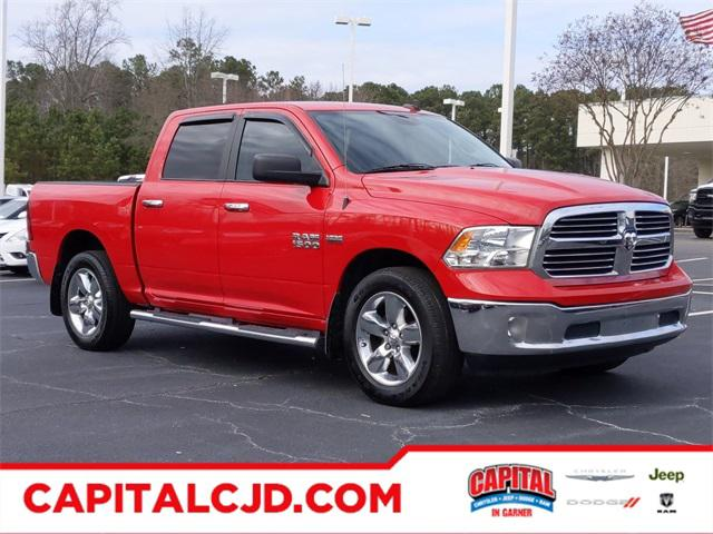 2015 RAM 1500 BIG HORN Short Bed Slide