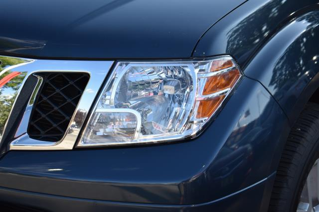 2017 Nissan Frontier SV V6 8