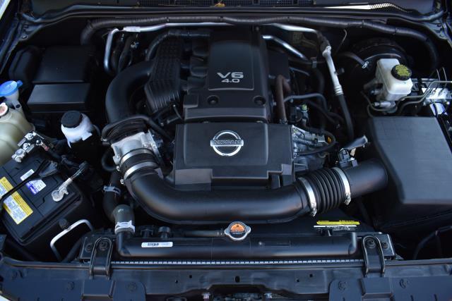 2017 Nissan Frontier SV V6 11