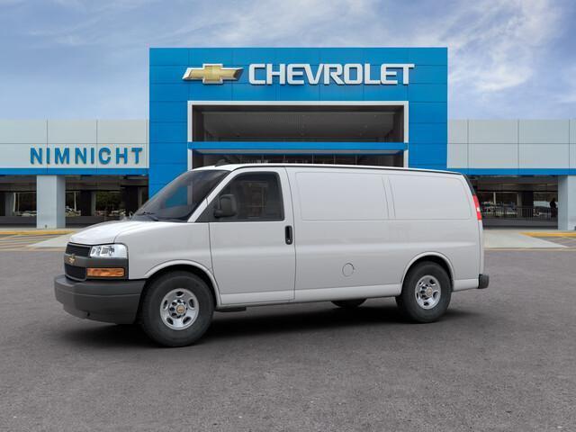 2019 Chevrolet Express Cargo Van RWD 2500 135