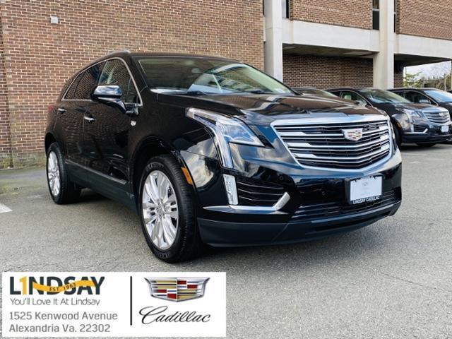 2019 Cadillac XT5 Premium Luxury AWD for sale in Alexandria, VA