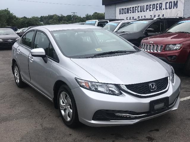 2015 Honda Civic Sedan LX for sale in Culpeper, VA