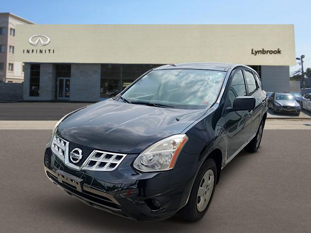 2012 Nissan Rogue S 2