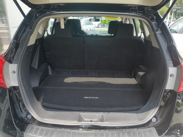 2012 Nissan Rogue S 4