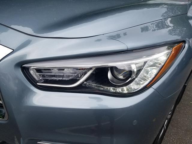 2018 INFINITI QX60 AWD 8