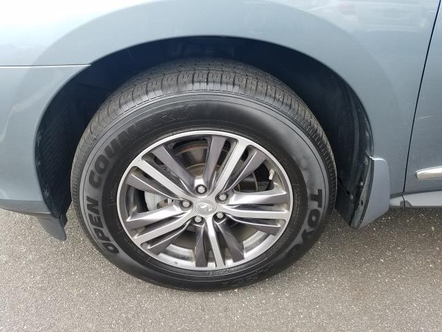 2018 INFINITI QX60 AWD 4