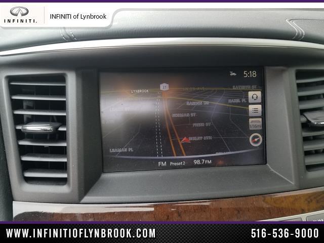 2018 INFINITI QX60 AWD 14