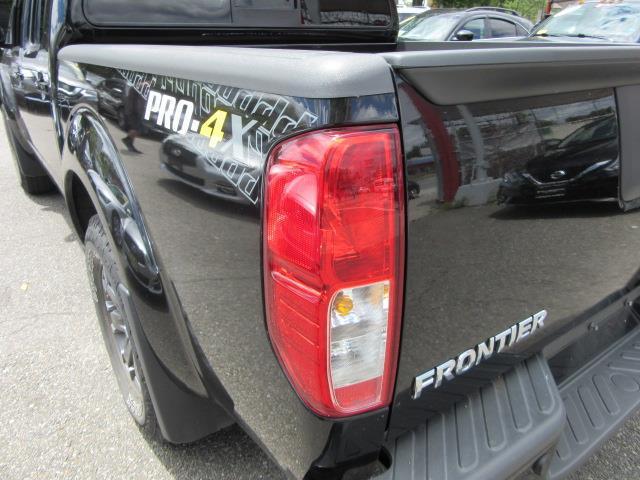 2016 Nissan Frontier PRO-4X 8