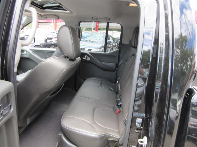 2016 Nissan Frontier PRO-4X 12