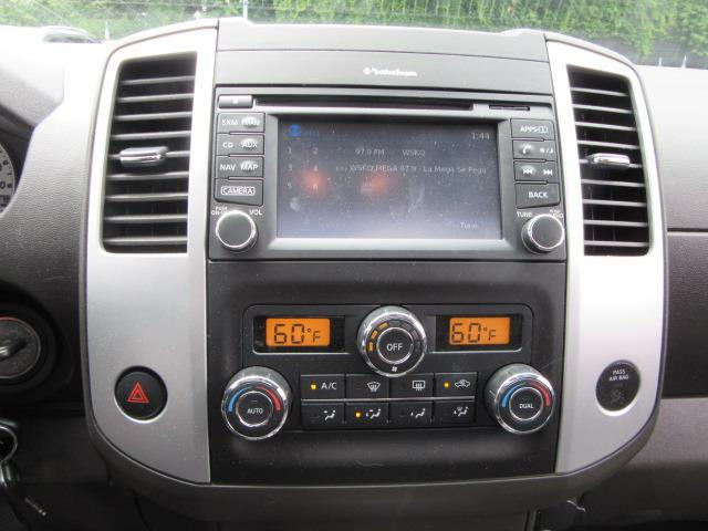 2016 Nissan Frontier PRO-4X 23