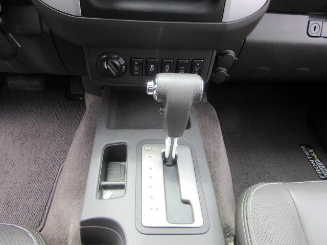2016 Nissan Frontier PRO-4X 22
