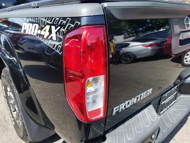 2016 Nissan Frontier PRO-4X 5
