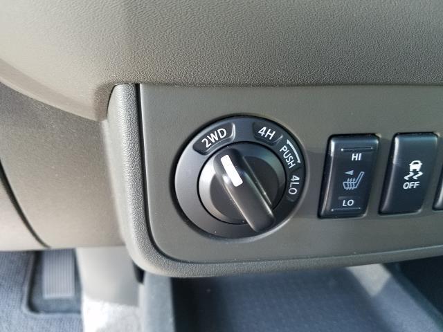 2016 Nissan Frontier PRO-4X 21