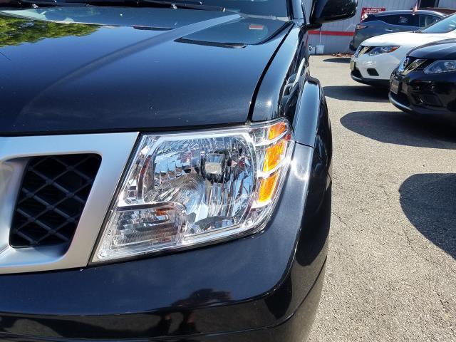 2016 Nissan Frontier PRO-4X 4