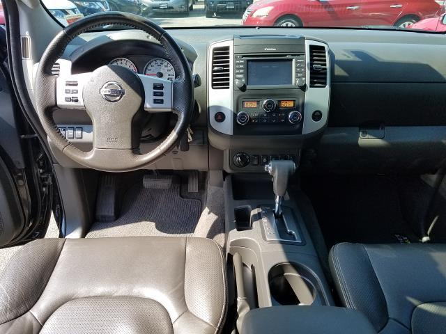 2016 Nissan Frontier PRO-4X 11