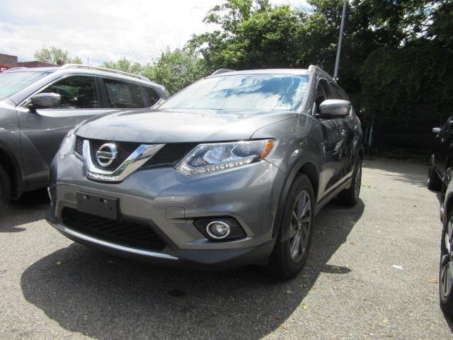 2016 Nissan Rogue SL 0