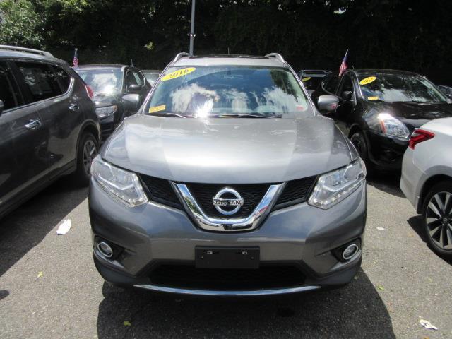 2016 Nissan Rogue SL 5