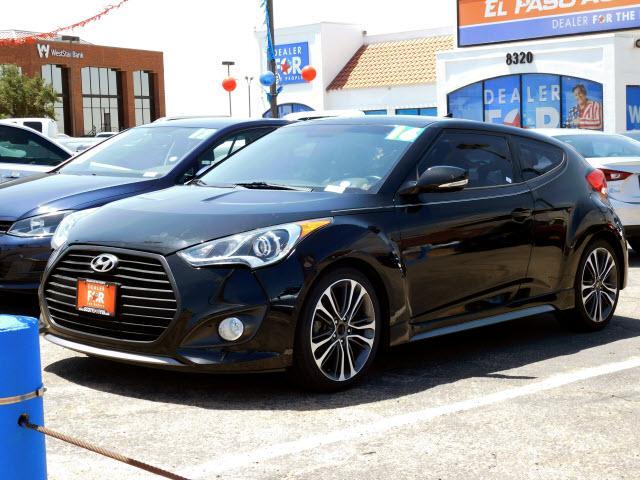 2016 Hyundai Veloster Turbo for sale in El Paso, TX