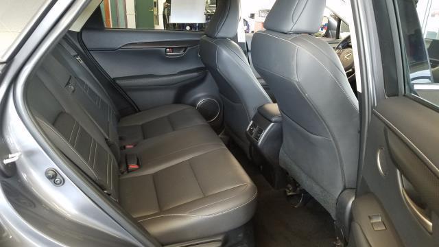 2015 Lexus Nx 200T AWD 4dr 11