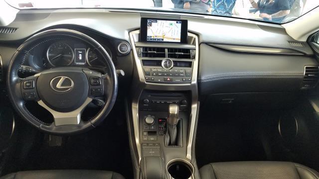 2015 Lexus Nx 200T AWD 4dr 12