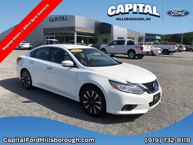 2018 Nissan Altima 2.5 SL 4dr Car Slide